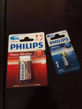 Philips AAA, AA, C, D, 9v and Mini Cell Batteries for sale Table View - image 2