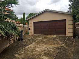 House to rent in Murrayfield in Boomed area - R13500