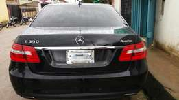 Extremely Tokunbo Mercedes-Benz E350/2012