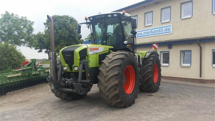 Claas Xerion 3800 Trac Vc - 2008