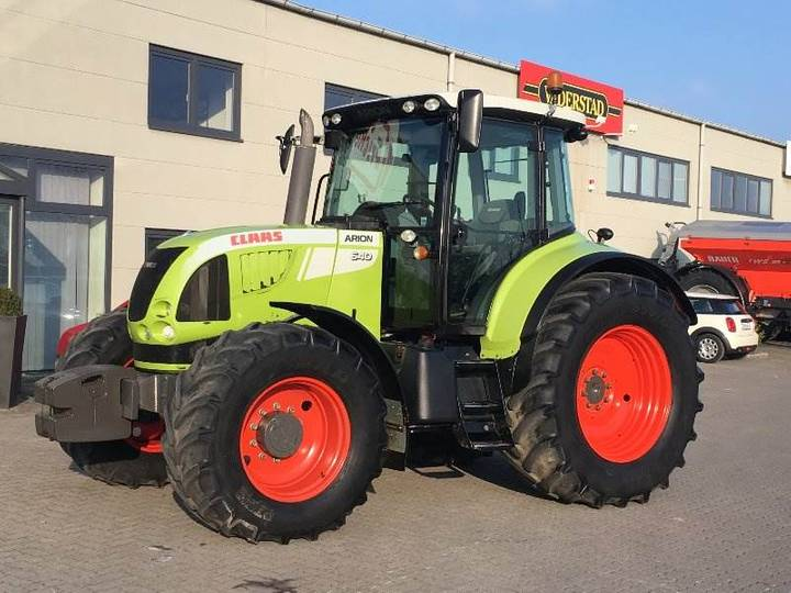 Claas Arion 640 Cis - 2010
