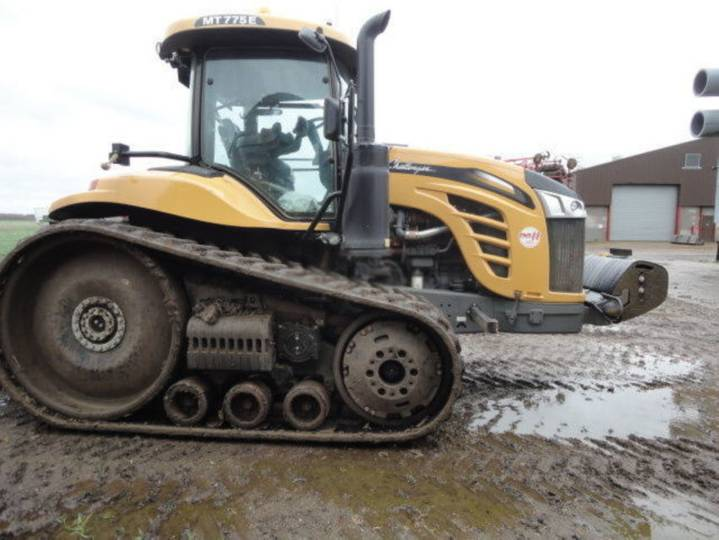 Challenger Mt775e Tracked Tractor - 2018