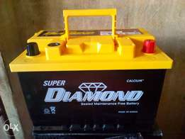 Diamond battery 75ah