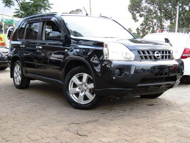 2009 Nissan Xtrail Available For Sale Nairobi CBD - image 1