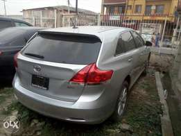 Toyota venza the engine and gear drive smoothly and it auto jear