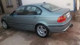 2002 BMW 318i Good Condition A/T