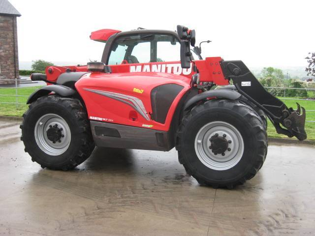 Manitou Mlt 634-120 - 2015