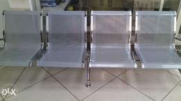 Airport chairs for public seating / waiting rooms
