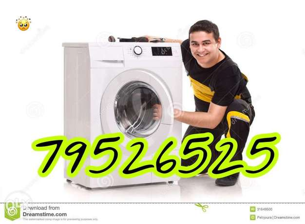 Full automatic washing machine repair