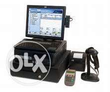 Automated point of sale systems (POS systems)