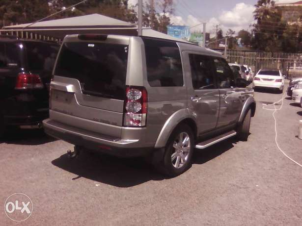 Landrover Discovery 4 Westlands - image 1
