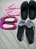 4 pairs of good quality shoes R100 Cash Only