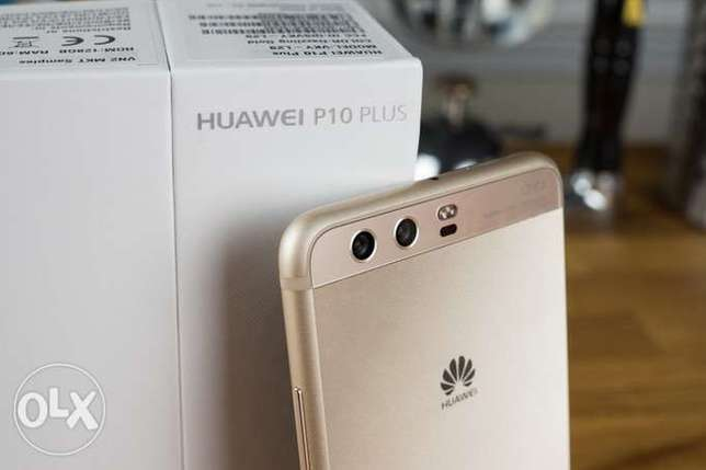 NEW Huawei P10 plus. one year warranty