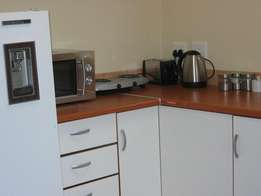 Furnished and serviced One bedroom garden flat in Vincent