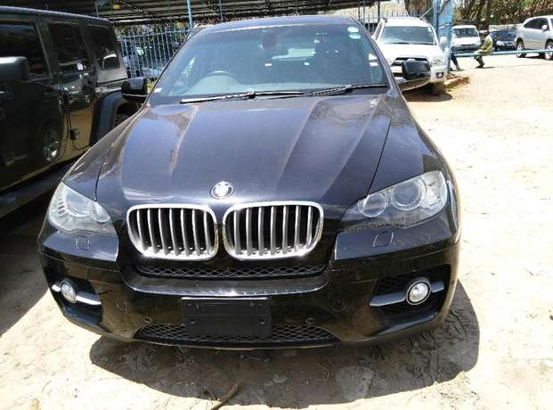 BMW X6 fully loaded black in colour. Lavington - image 3
