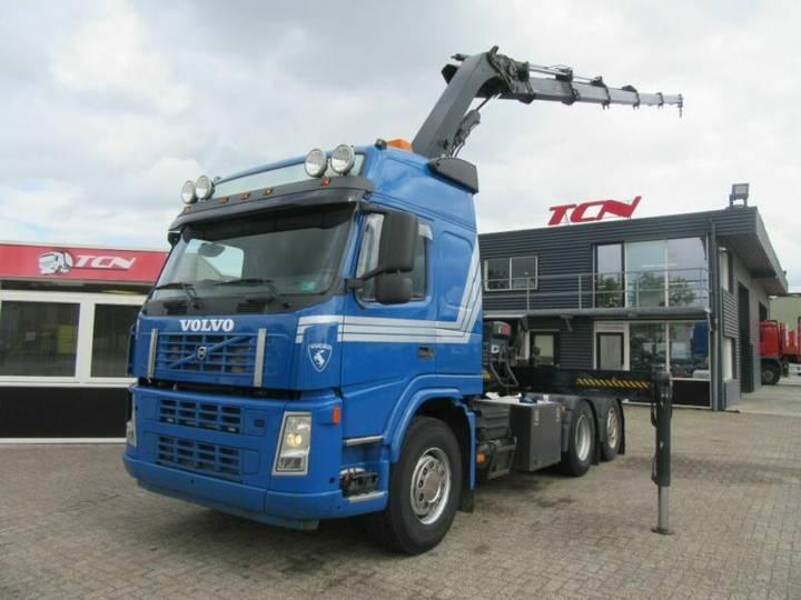 Volvo FM 6X2 HIAB 244-E5 2011 - 2006