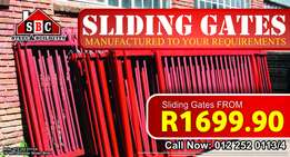 Sliding gates at the best prices