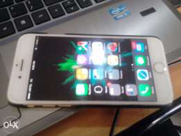 I phone six in excellent condition(clean)