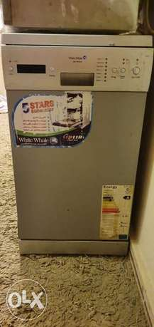 White Whale Dishwasher (Used) - Very Good Condition