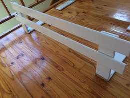 Wooden Safety Bed Rails (2)