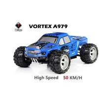 WLtoys A979 4WD 1/18 Monster Truck RC Car 50km/h