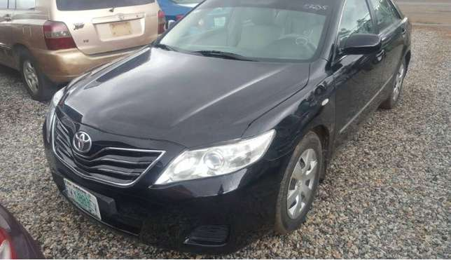 Direct 2011 Toyota Camry Fabric Super Clean Buy and Drive First Body Ikeja - image 3