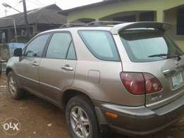 Lexus RX300 naija used, 2002 model year