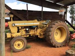 Ford 5000 Tractor 2WD (51.5 kW)