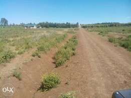 Affordable two and a quarter acres for sale at Gilgil