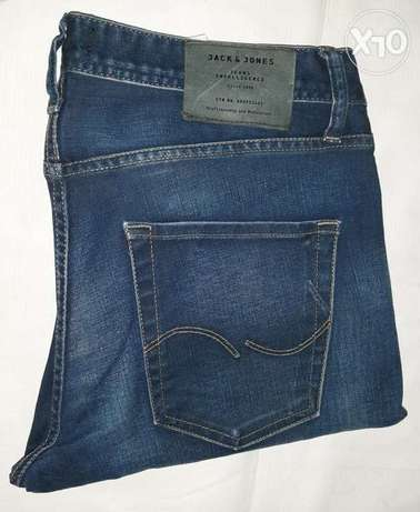 Jack and Jones slim fit jeans 32/34 from England.