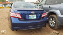 Newly register 2010/011 Toyota Camry sport edition