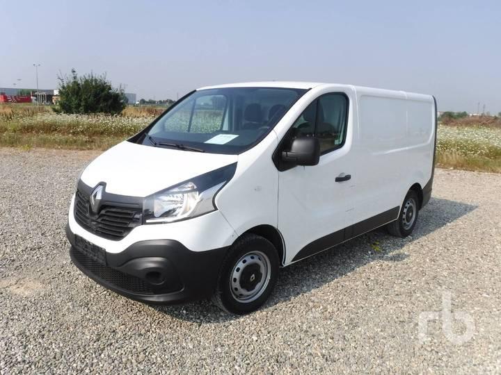 Renault TRAFIC - 2016