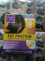 Dark and lovely hair relaxers for sale
