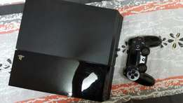 Playstation 4 500gb with witcher 3