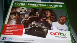 GoTv Decoder with HDMI Brand New at Shop
