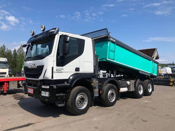 Iveco Trakker At410t50 8x4 - 2014