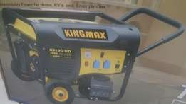 Kingmax gasoline engine generator