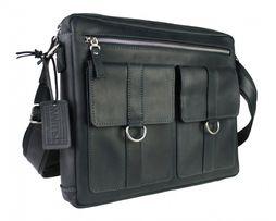 2df0257f1f27 Кожаная мужская сумка А4 натуральная кожа ручная работа Sullivan