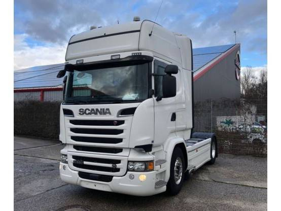 Scania R580 Topline V8 Navi / Leasing - 2015