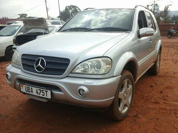 Benz Mercedes ML 350 Kampala - image 6