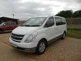2011 Hyundai H1 2.4 Cvvt Wagon 9 Seater,Only R209 900