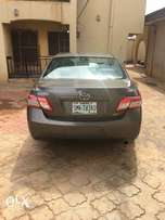 Well used 2008 upgraded to 2010 Toyota Camry with leather interior