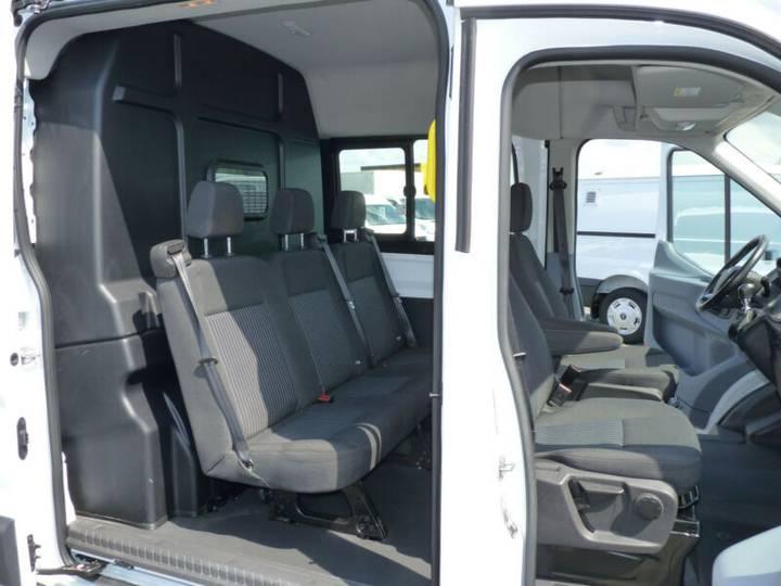 Ford Transit FT 350 L3H2 VA DoKa 5-Sitze Klima PDC - 2017