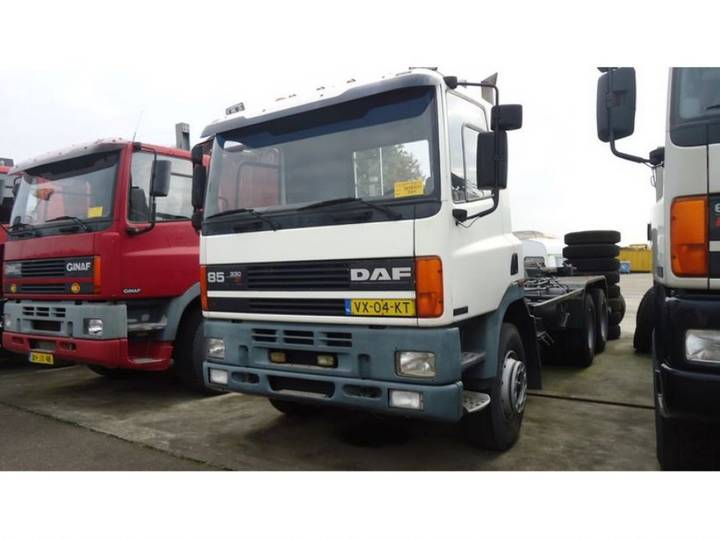 DAF 85.330 6x4 Ketting / Chain System - 1993