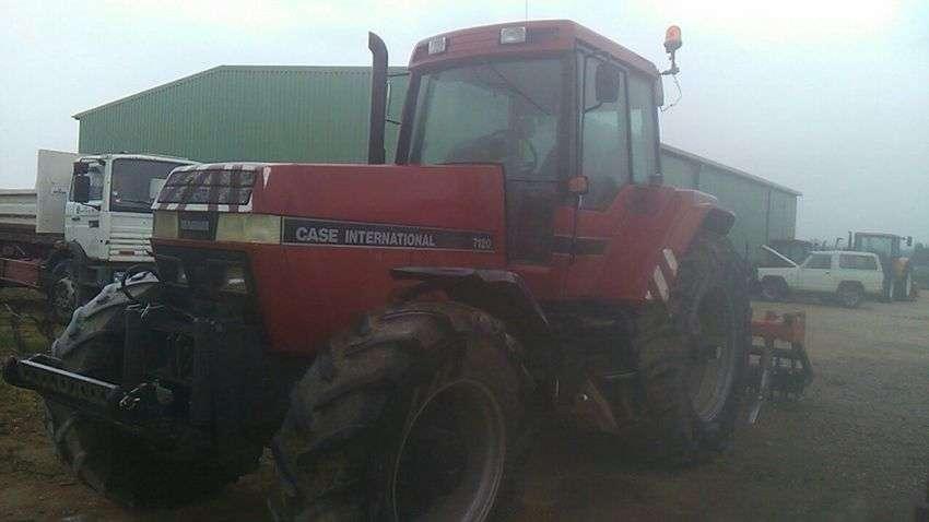 Case IH magnum 7120 - 1993