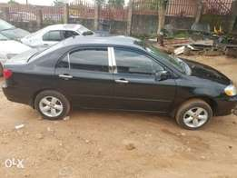 Clean Toyota corolla 2004 at give a way price