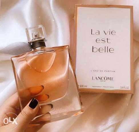 perfume will change the day
