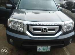 Honda Pilot 2012 For quick sale