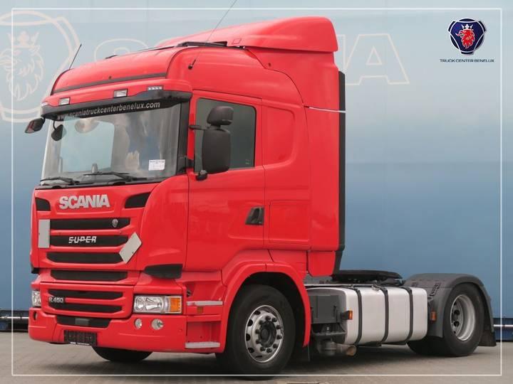 Scania R450 LA4X2MNA   SCR-only   Retarder - 2015