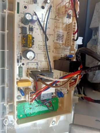 Electrion and plumbing and electrical